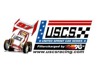 2018 USCS United Sprint Car Series Top Story Logo
