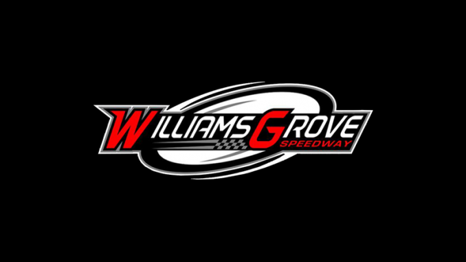 2018 Williams Grove Speedway Top Story Logo