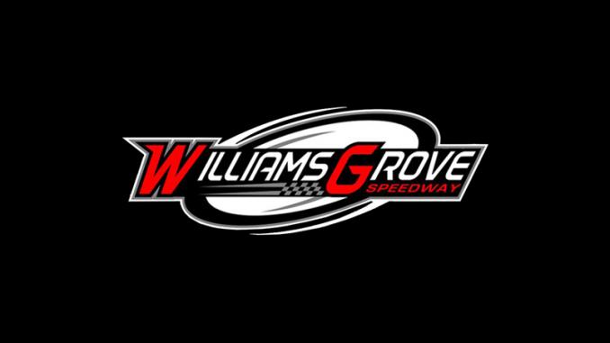 2018 Williams Grove Speedway Top Story Logo
