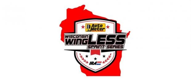2018 Wisconsin WingLESS Sprints Top Story Logo
