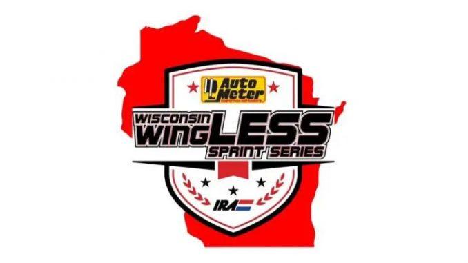 2018 Wisconsin WingLESS Sprints Top Story Logo