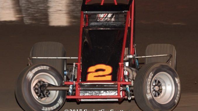 Usac Cra Sprint Cars Thunder At Tulare Saturday