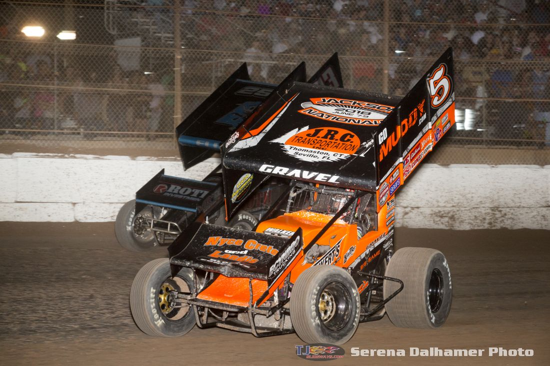 David Gravel (5) and Cory Eliason (83) (Serena Dalhamer photo)