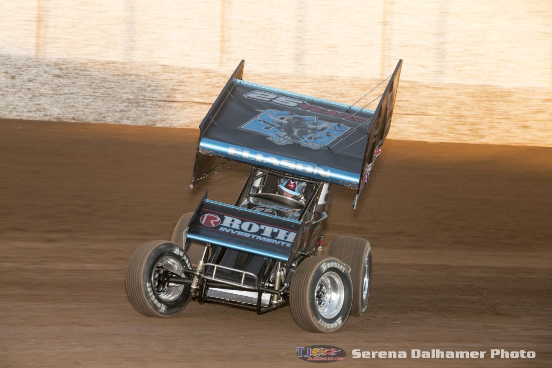 Cory Eliason (Serena Dalhamer photo)