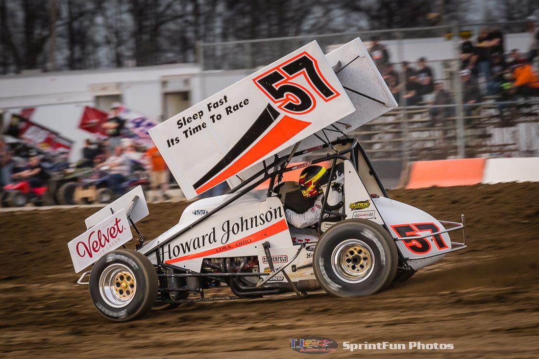 Gary Taylor. (Sprint Fun photo)