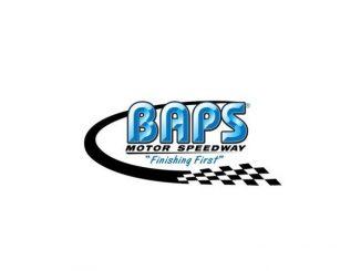 2018 Baps Motor Speedway Top Story Logo