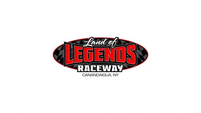 Land of Legends Raceway Top Story Logo 2018