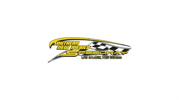 2018 Southern New Mexico Speedway Top Story Logo