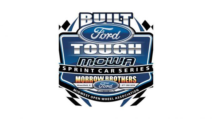 2018 MOWA Midwest Open Wheel Association Top Story Logo