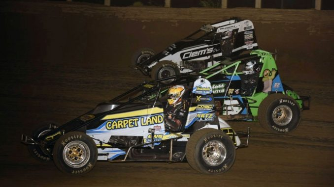 POWRi Midgets Take On Belle-Clair And Macon
