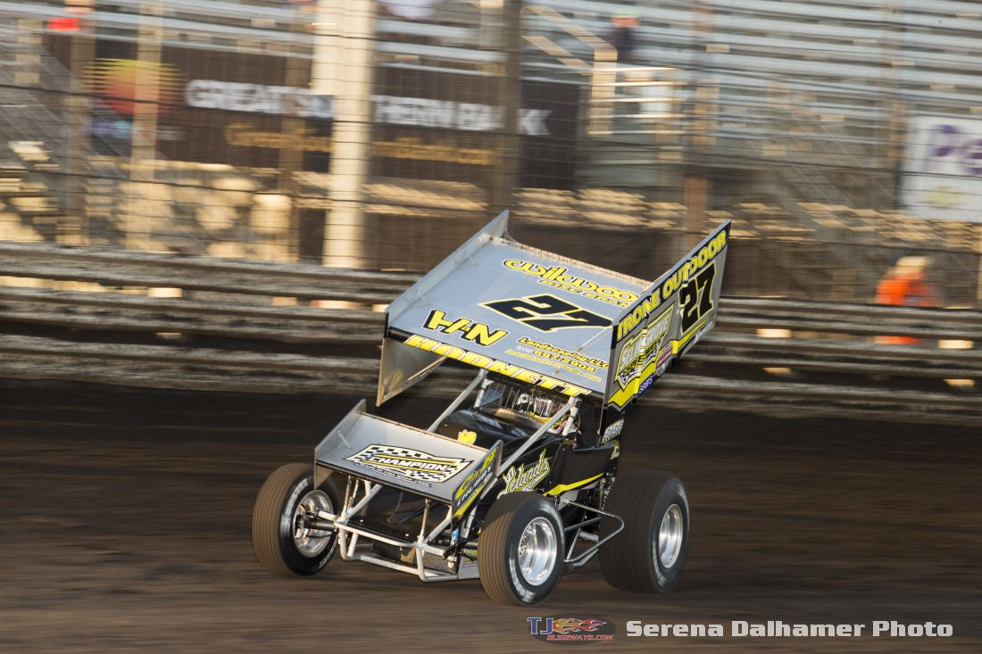 Greg Hodnett (Serena Dalhamer photo)