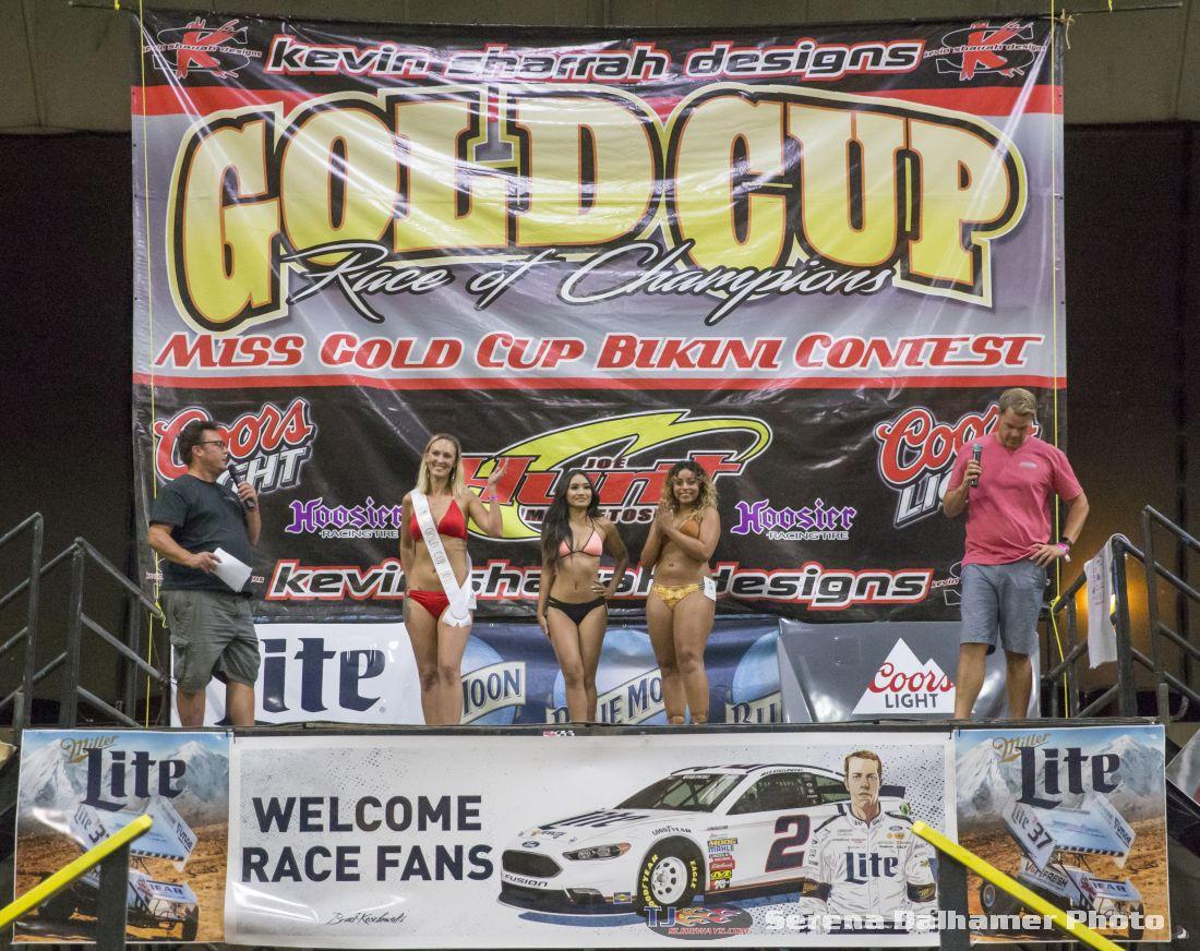 Miss Gold Cup Bikini Contest Winners (Serena Dalhamer photo)