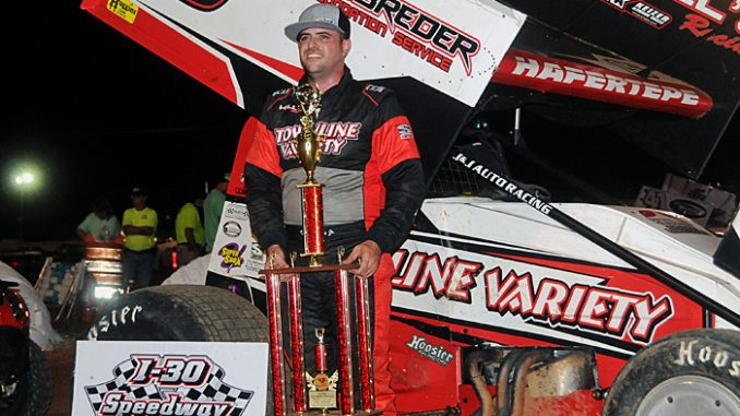 American Auto Sales Little Rock: Hafertepe Wires The Field In I-30 Speedway's Short Track