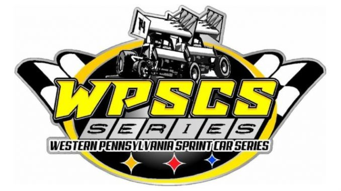 2019 Western Pennsylvania Pa Sprint Car Series Top Story Logo