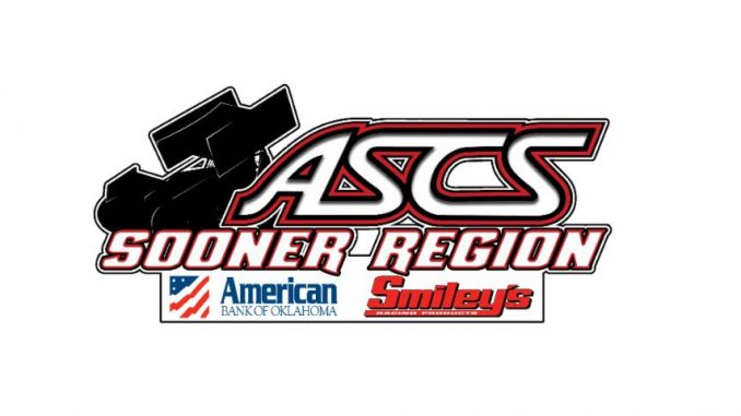 ascs american sprint car series sooner region 2019 top story logo