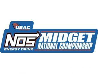 USAC United States Auto Club National Midget Championship Top Story Logo 2019