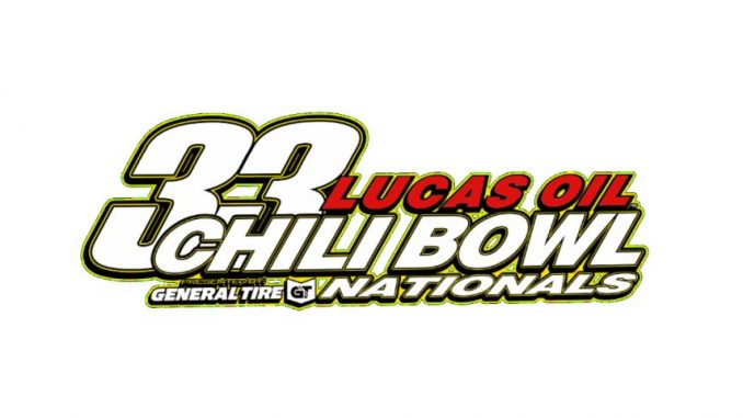 2019 Chili Bowl Nationals