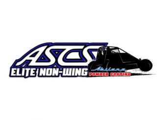 2019 ASCS American Sprint Car Series Elite Non-Wing Sprint Car Series Top Story Logo