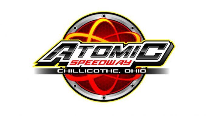 2019 Atomic Speedway Top Story Logo