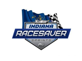 2019 Indiana RaceSaver Sprint Car Series Logo Top Story