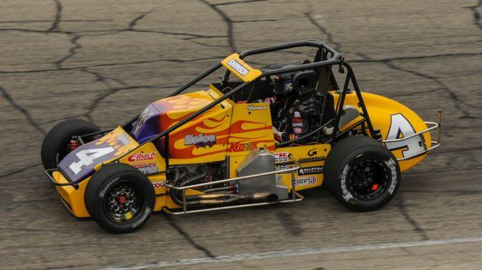 1. 4 - Kody Swanson (Bill Miller photo)