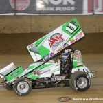 Kraig Kinser (Serena Dalhamer photo)