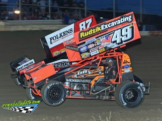 Aaron Reutzel and Tim Shaffer