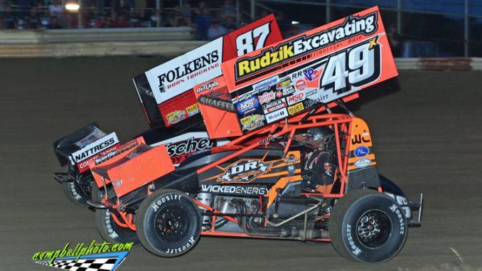 Aaron Reutzel and Tim Shaffer