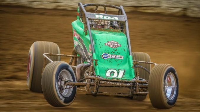 "6TH ANNUAL CALIFORNIA SPRINT WEEK"" OPENS AT CALISTOGA"
