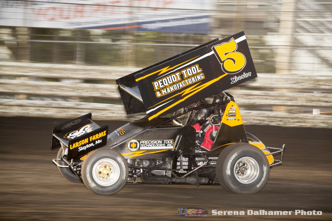 Dusty Zomer (Serena Dalhamer photo)