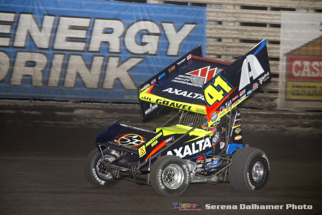 David Gravel (Serena Dalhamer photo)