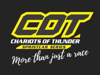 Chariots of Thunder Sprint Car Series Top Story Logo