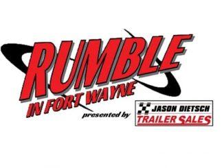 2019 Rumble in Fort Wayne Top Story Logo