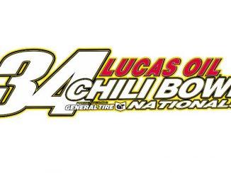 2019 Chili Bowl Nationals Top Story Logo