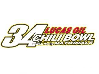 2019 Top Story Chili Bowl Nationals Logo
