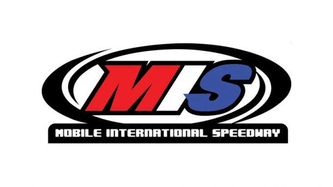 2019 Mobile International Speedway Top Story Logo