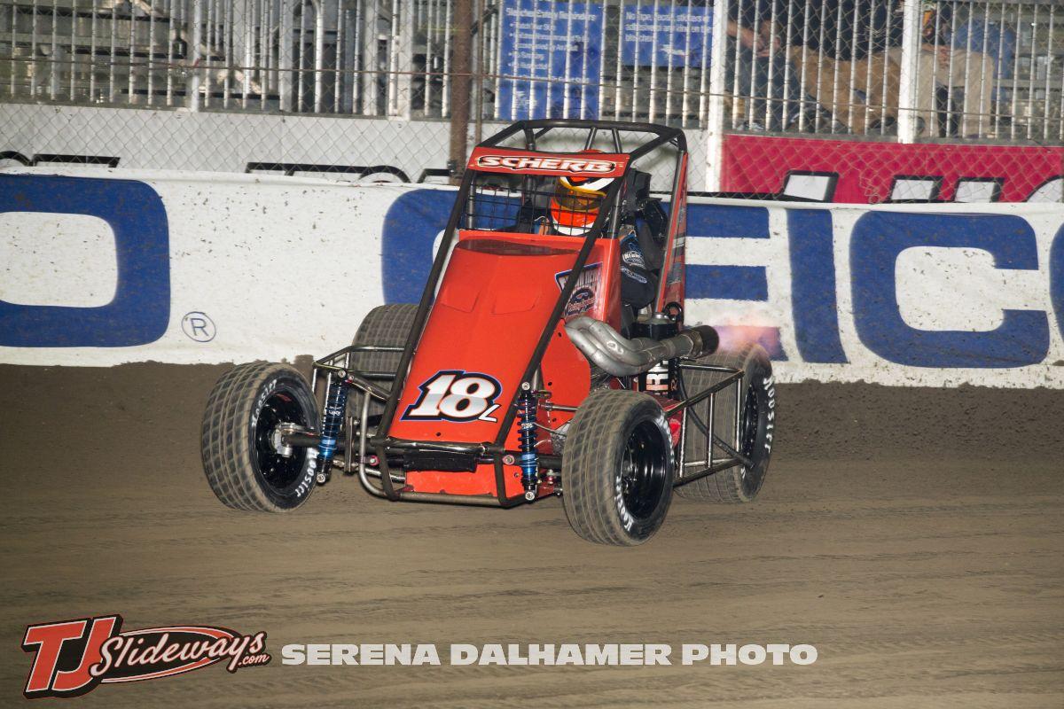 Logan Scherb (Serena Dalhamer photo)