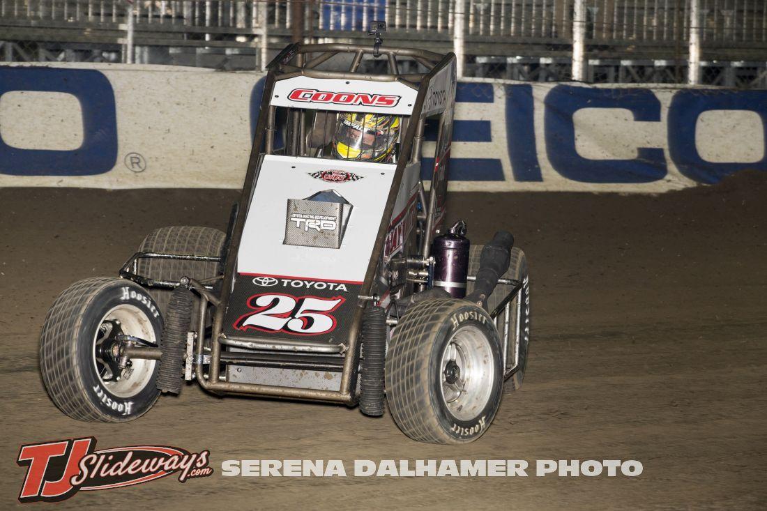 Jerry Coons Jr (Serena Dalhamer photo)