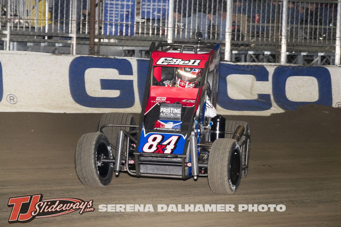 Christopher Bell (Serena Dalhamer photo)
