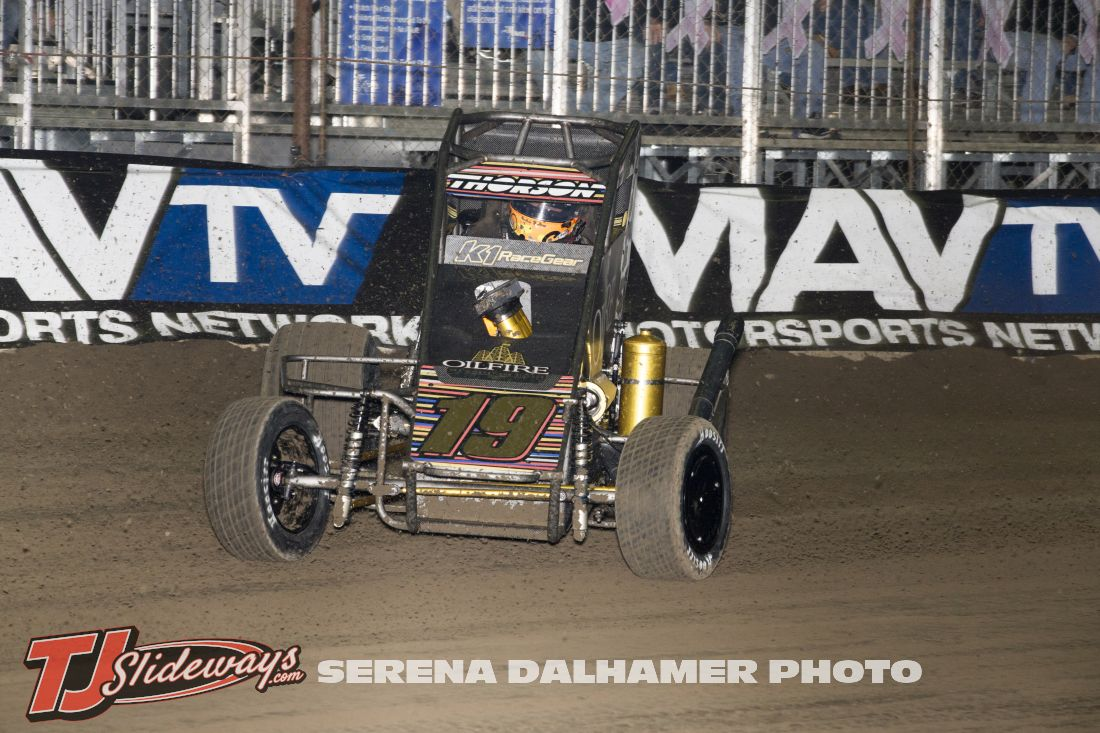 Tanner Thorson (Serena Dalhamer photo)