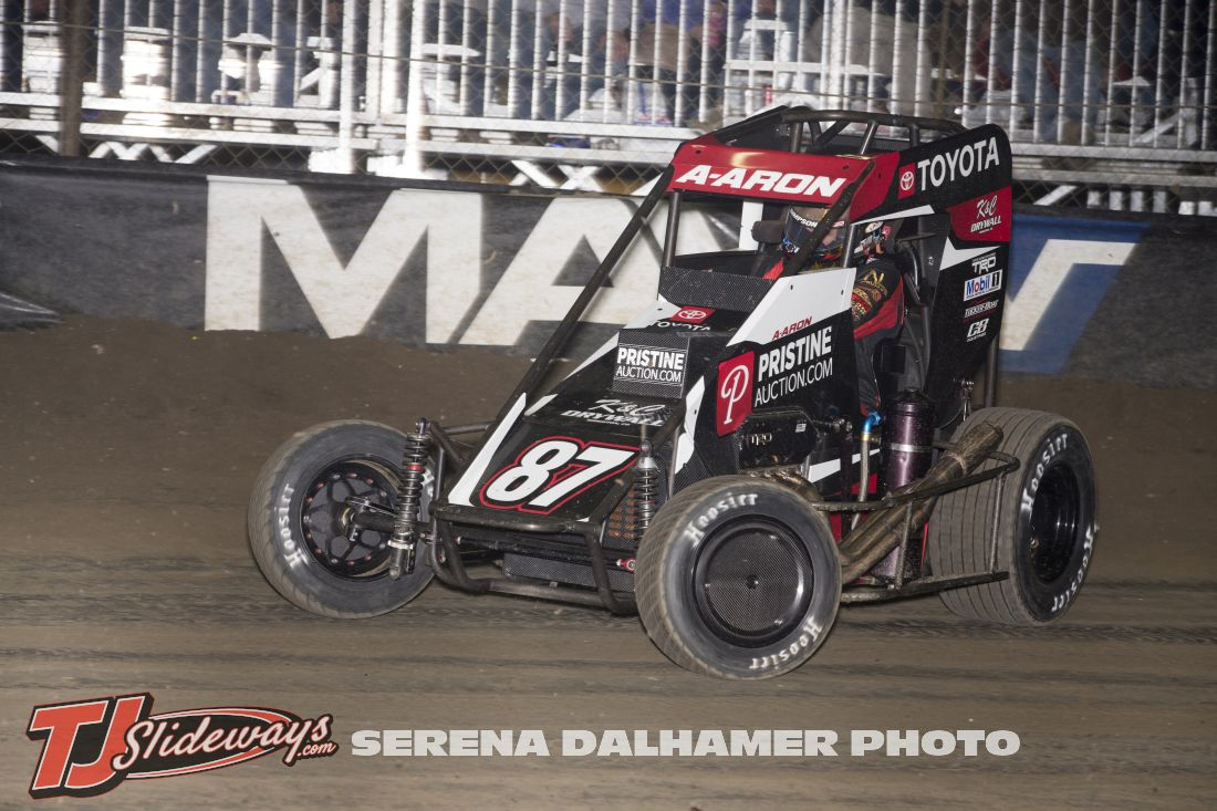 Aaron Reutzel (Serena Dalhamer photo)