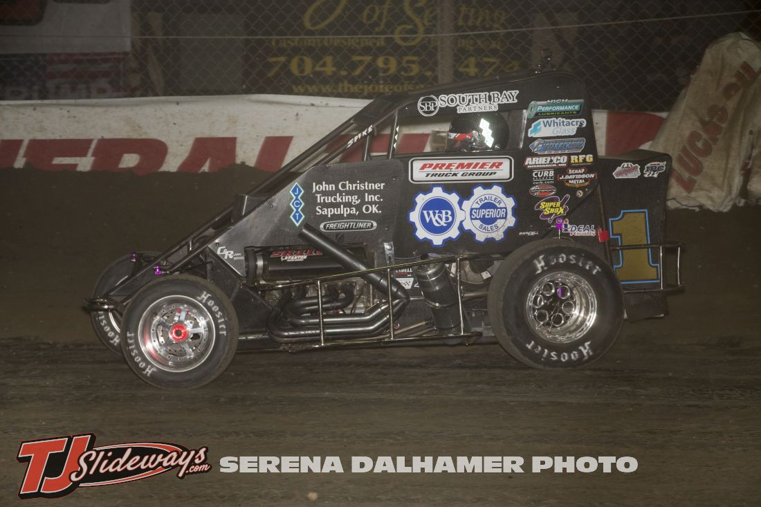 Sammy Swindell (Serena Dalhamer photo)