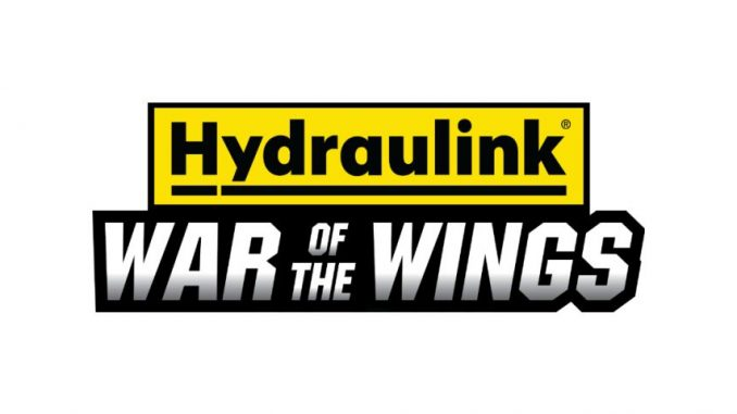 2020 War of the Wings Sprint Car Series Top Story Logo