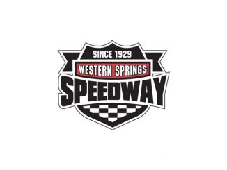 Western Springs Speedway Top Story Logo 2020