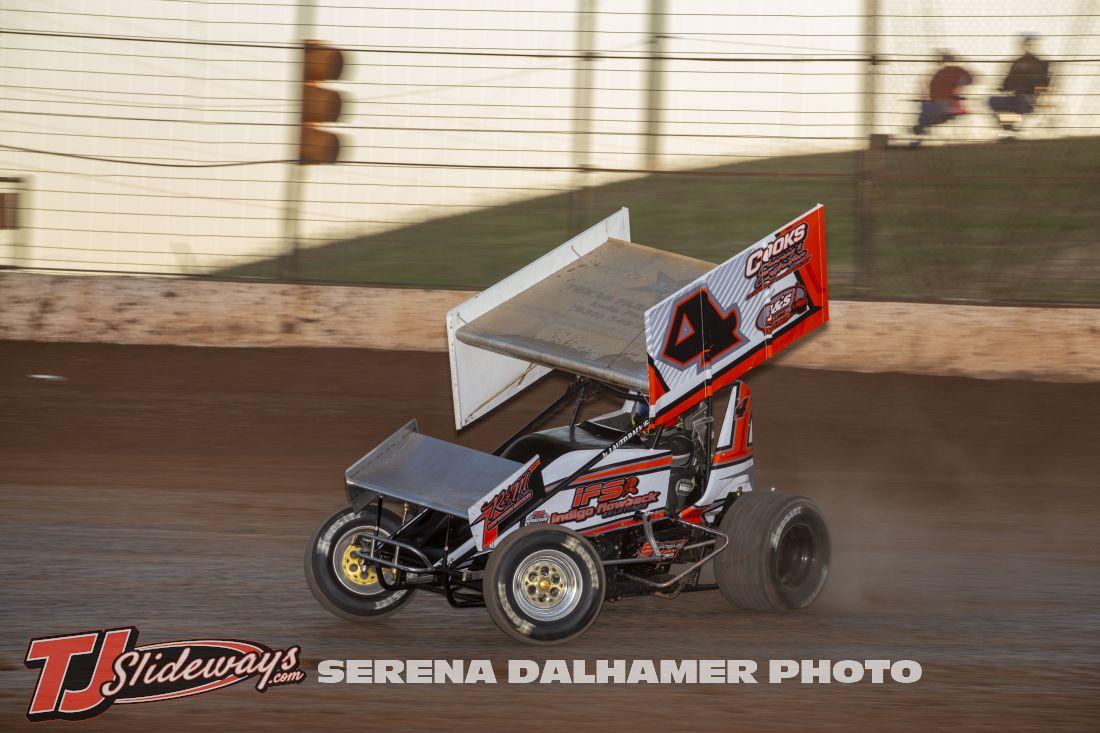 Caleb Padgett (Serena Dalhamer photo)