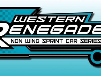 Western Renegade Sprint Car Series Top Story Logo