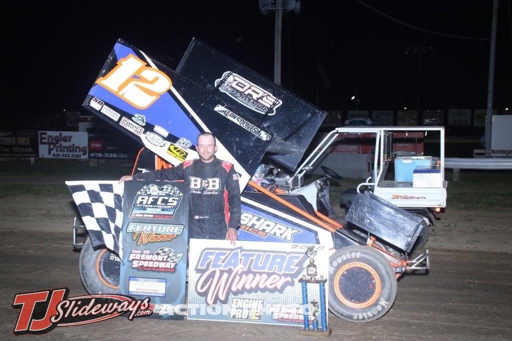 3807- Matt Foos (12) 305 Winner