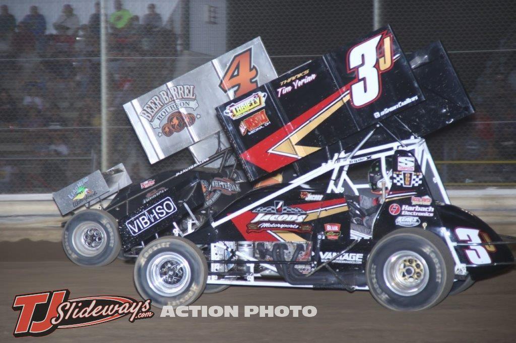 Cap Henry (4) & Trey Jacobs (3j)