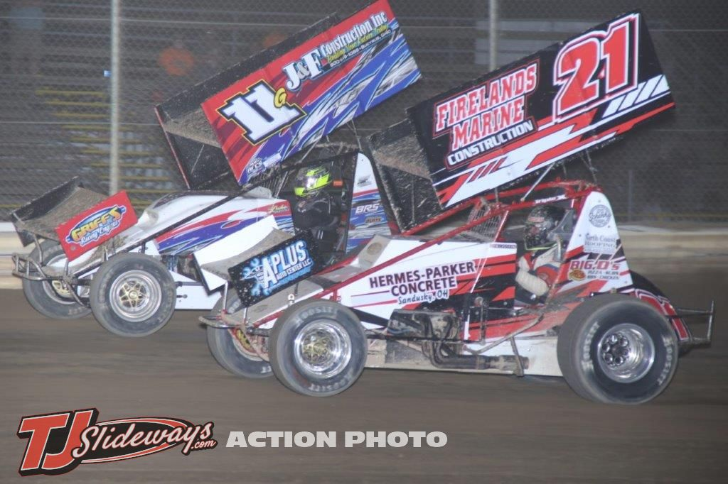 Dan Mccarron (11g) & Larry Kindseed Jr (21)