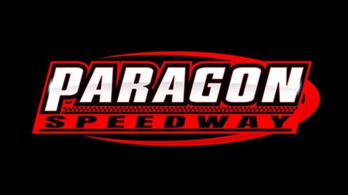 Paragon Speedway Top Story Logo
